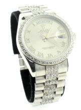 Excellent Jewelry and Superior Watches Auction