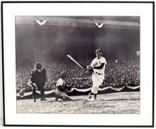 Ted Williams Signed Photograph (FRAMED)