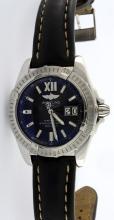 Breitling S/S Windrider Watch AV: $3,550