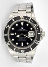Rolex Submariner Wristwatch