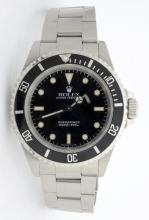 Rolex Submariner Stainless Steel Watch