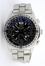 Breitling B2 Stainless Steel Mens Wristwatch