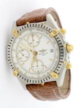 Breitling Two Tone Wristwatch