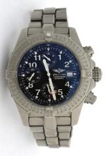 Breitling Chronometre Automatic Mens Watch