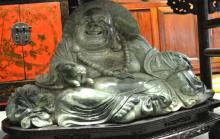 Jadeite Statue of Buddha