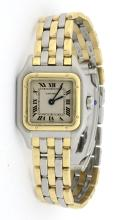 Cartier Panthere Two Tone Ladies Watch