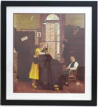 Norman Rockwell's