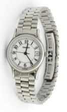 Tiffany & Co. Stainless Steel Ladies Wristwatch
