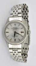 Rolex DateJust 18K White Gold Ladies Watch