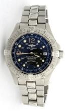 Breitling SuperOcean Stainless Steel Watch