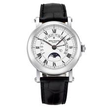 Patek Philippe Perpetual Platinum Watch