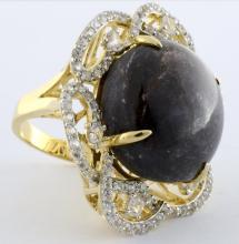 Star Ruby & Sapphire Ring AV: $4,680