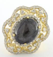 Star Ruby & Sapphire Ring AV: $2,580