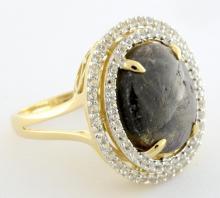 Star Ruby & Sapphire Ring AV: $2,000