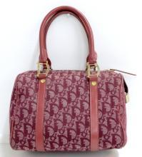 Christian Dior Red Handbag