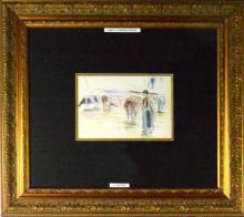 Original Camille Pissarro's