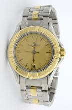 Baume & Mercier Two-Tone Wristwatch