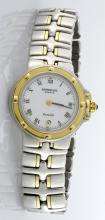 Ladies Raymond Weil Parsifal Two Tone Watch