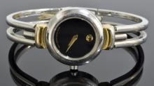 Ladies Stainless Steel Movado Watch