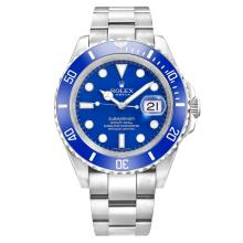 Pre-Owned Rolex Submariner Date White Gold