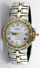 Ladies' Raymond Wil Parsifal Two Tone Watch