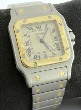 Cartier Santos Galbee Wristwatch AV: 5,050 AV: $5,050