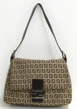 Fendi Brown Shoulder Bag (EXCELLENT CONDITION)