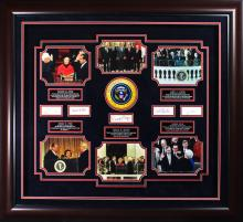 Presidents with Authentic Signature