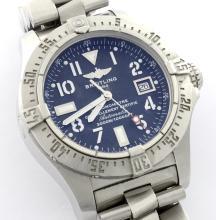 Breitling Avenger Stainless Steel Watch