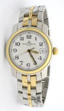 Baume & Mercier Two Tone Watch