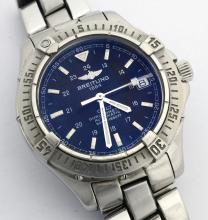 Breitling Colt Stainless Steel Wristwatch