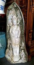 Kwan Yin Jadeite Sculpture