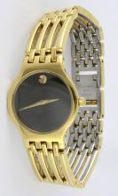 Movado S/S Ladies Wristwatch