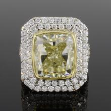 12.08 ct Diamond Ring