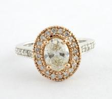 1.45 ct Diamonds Ring