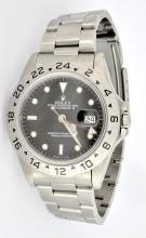 Rolex Explorer II S/S Wristwatch