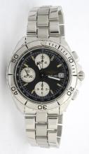 Breitling Shark Stainless Steel Wristwatch