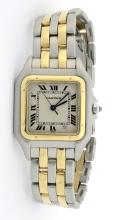 Cartier Panthere Two Tone Midsize Watch