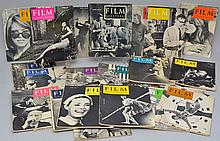 (26) FILM QUARTERLY MAGAZINES FROM 1962-1971