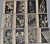 (12) SABENA REVUE FRENCH AIRLINE MAGAZINES FORM 1949-1955