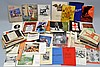 LARGE LOT OF VINTAGE ART INTEREST SOFT FORMAT PUBLICATIONS