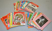 (170) MISC. ISSUES OF THE WHITE TOPS MAGAZINE FROM 1930-1990