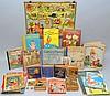 BOX LOT OF VINTAGE CHILDREN'S BOOKS
