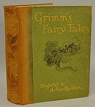 The Fairy Tales of the Brothers Grimm, translated by Mrs. Edgar Lucas, Illustrated by Arthur Rackham
