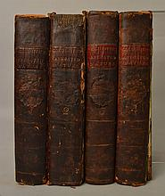 An History of the Earth, and Animated Nature by Oliver Goldsmith - Complete in Four Volumes