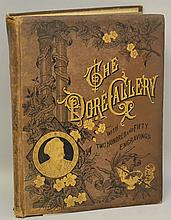 Cassell's Dore Gallery: Containing Two Hundred and Fifty Beautiful Engravings, With Memoir of Dore, Critical Essay, and Descriptive Letterpress by Edmund Ollier