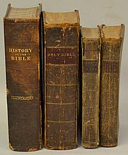 BIBLE & BIBLE REFERENCE - 4 Volumes