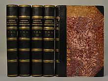 Imaginary Conversations of Literary Men and Statesmen by Walter Savage Landor - Complete in 5 Volumes