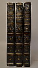 The History of America by William Robertson - Complete in Three Volumes