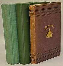 NEW ENGLAND TOWN HISTORIES - 3 Volumes